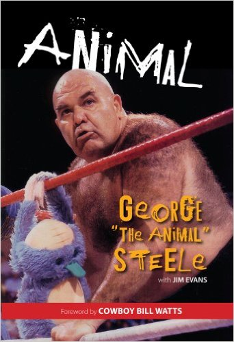 George the Animal Steele Book