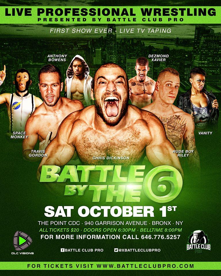 Battle Club Pro Bronx NY