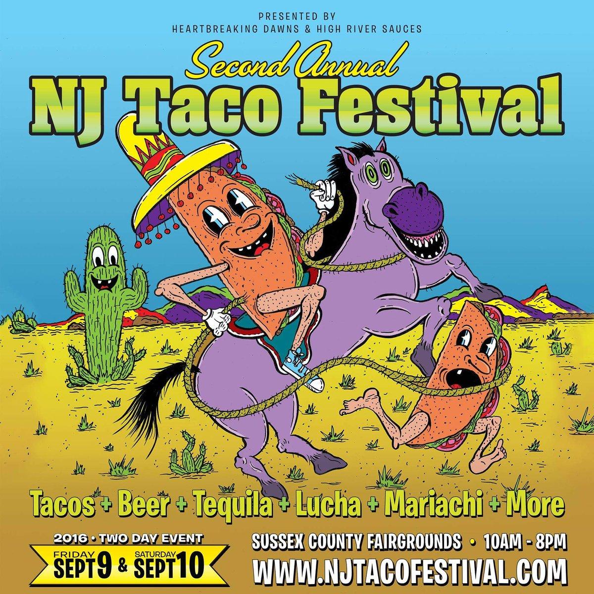 2nd Annual NJ Taco Festival