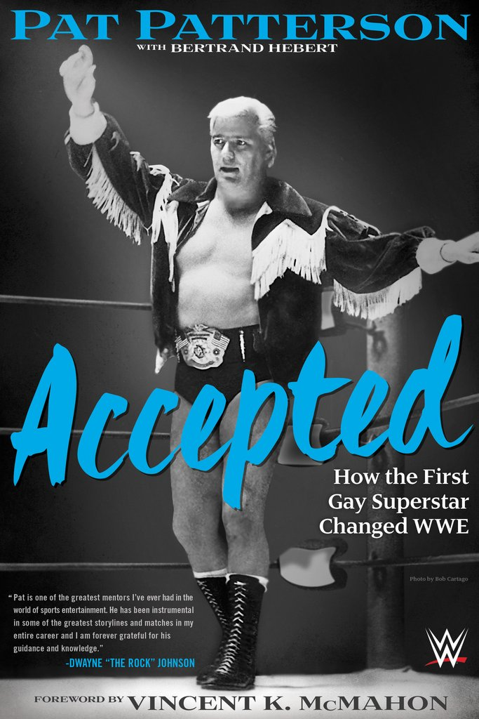 Pat Patterson Accepted