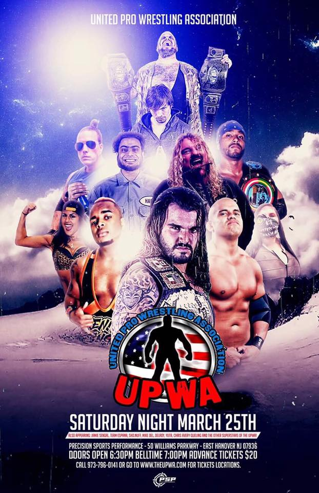 UPWA Battle of Morris County 2017