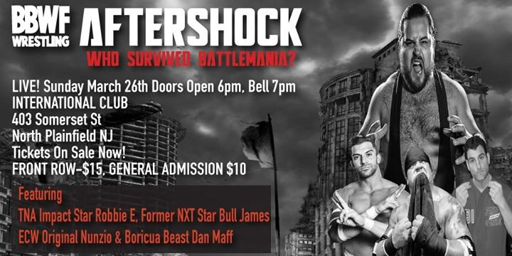 BBWF Aftershock March 26 2017