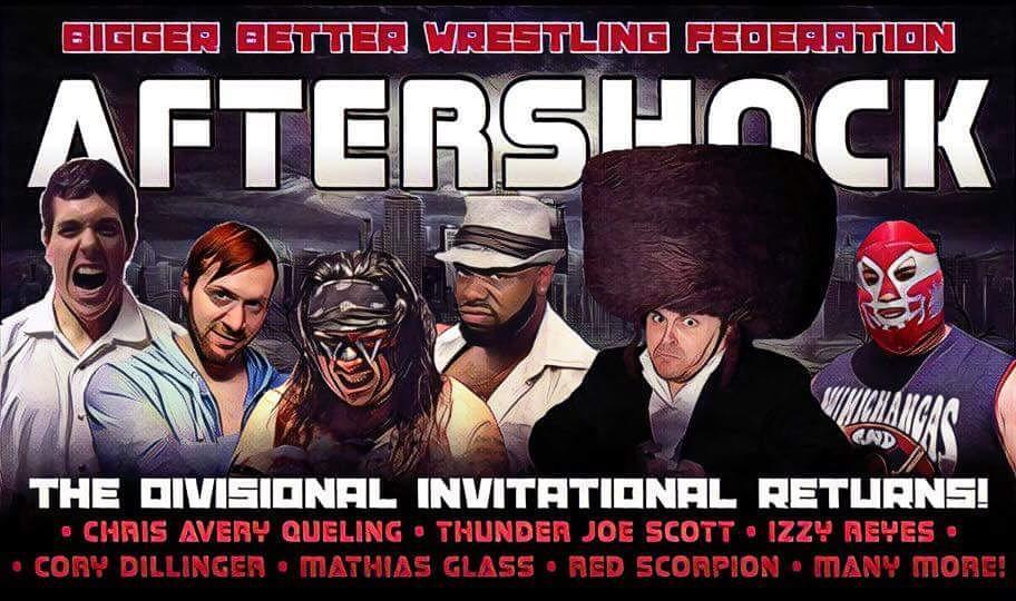 BBWF Aftershock Divisional Invitational
