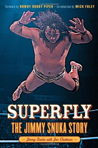 Superfly Jimmy Snuka Book